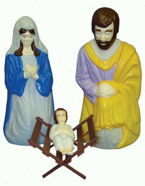 Outdoor lighted nativity scene set general foam plastics corp outdoor lighted nativity scene set general foam plastics corp christmas decorations illuminated outdoor nativity scenes outdoor nativity sets mozeypictures Choice Image