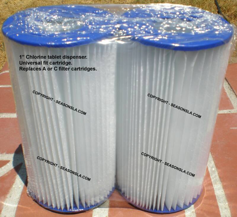 Replacement Pool Filters by General Foam Plastics Corp Summer Escapes